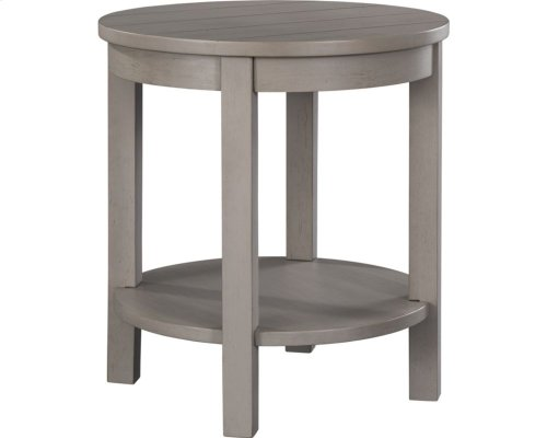 Ashgrove Round Lamp Table