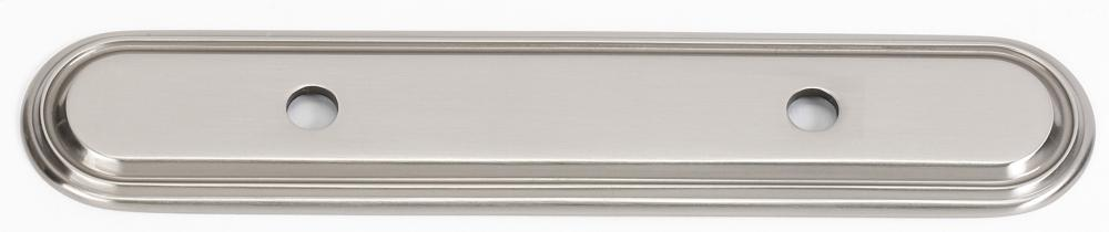 Venetian Backplate A1508-35 - Satin Nickel
