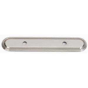 Venetian Backplate A1508-35 - Satin Nickel