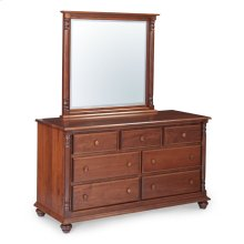 Savannah Dresser Mirror, Large