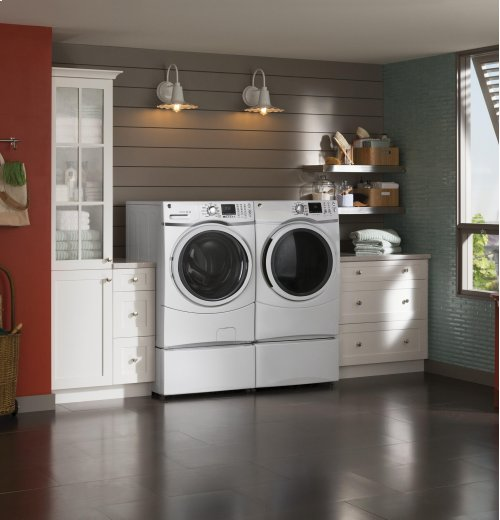 Laundry Front Load Pedestal