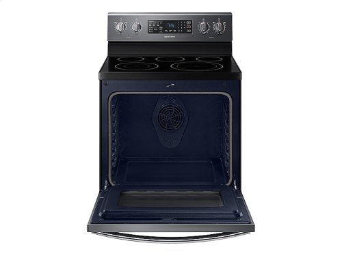 5.9 cu. ft. Freestanding Electric Range with Warming Center