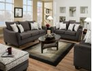 Flannel Seal Loveseat Product Image