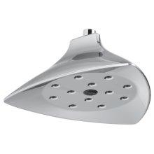 H 2 Okinetic® Triangular Raincan Showerhead