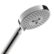Chrome Handshower 120 3-Jet, 2.5 GPM