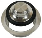 Waste Disposer Trim Collar with Matching Stopper - Antique Brass Product Image
