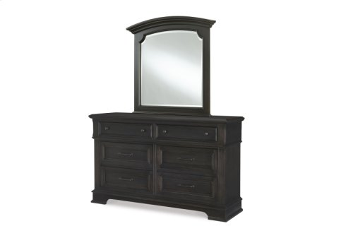 Townsend Arched Mirror