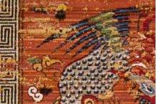 Dynasty Dyn03 Per Rectangle Rug 27'' X 18''