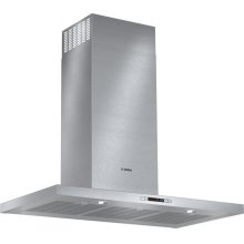 500 Series wall-mounted cooker hood 36'' Stainless steel HCB56651UC