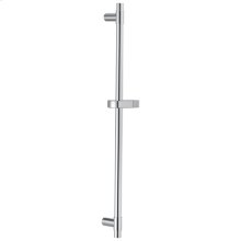 Chrome Adjustable Slide Bar 26""