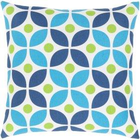 "Miranda MRA-015 18"" x 18"" Pillow Shell Only"