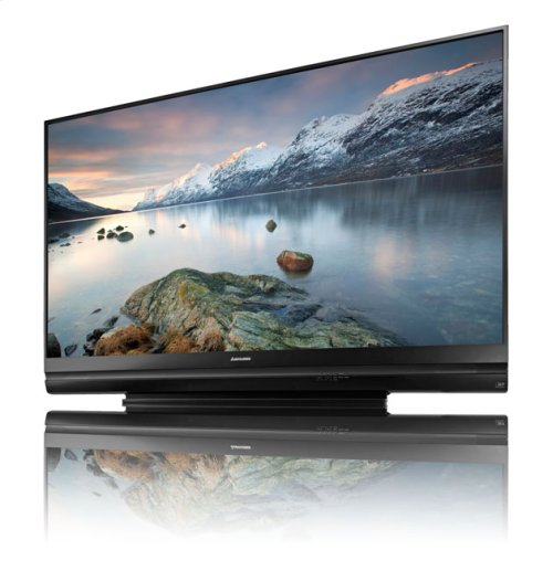 "WD-73640 73"" 3D Home Cinema TV"