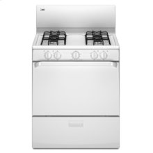 30 Freestanding Gas Range