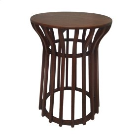Zosia Side Table, Brown