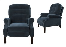 Recliner with Cherry Chippendale Leg