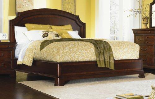 Evolution Platform Bed Queen