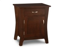 Yorkshire 1/Door 1/Drawer Night Stand