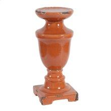 Candle Holder,Orange
