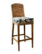 24'' Bar Stool, Available in Antique Cream Finish Only. Product Image