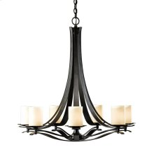Berceau 7 Arm Chandelier