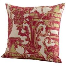 Urn Your Keep Pillow