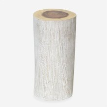 Cecile Wood Accent Table - L