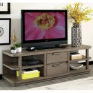 Precision - Entertainment Console - Gray Wash Finish Product Image