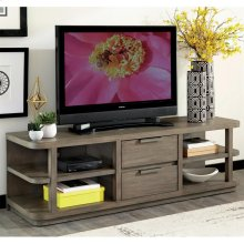 Precision - Entertainment Console - Gray Wash Finish