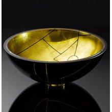 Freestanding Small Round Sink