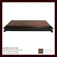 Mesquite Wood Serving Tray Product Image