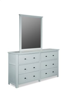 Salinas 6 Drawer Dresser