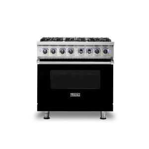 "Viking36"" Dual Fuel Range, Natural Gas"