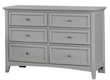 Grey Double Dresser
