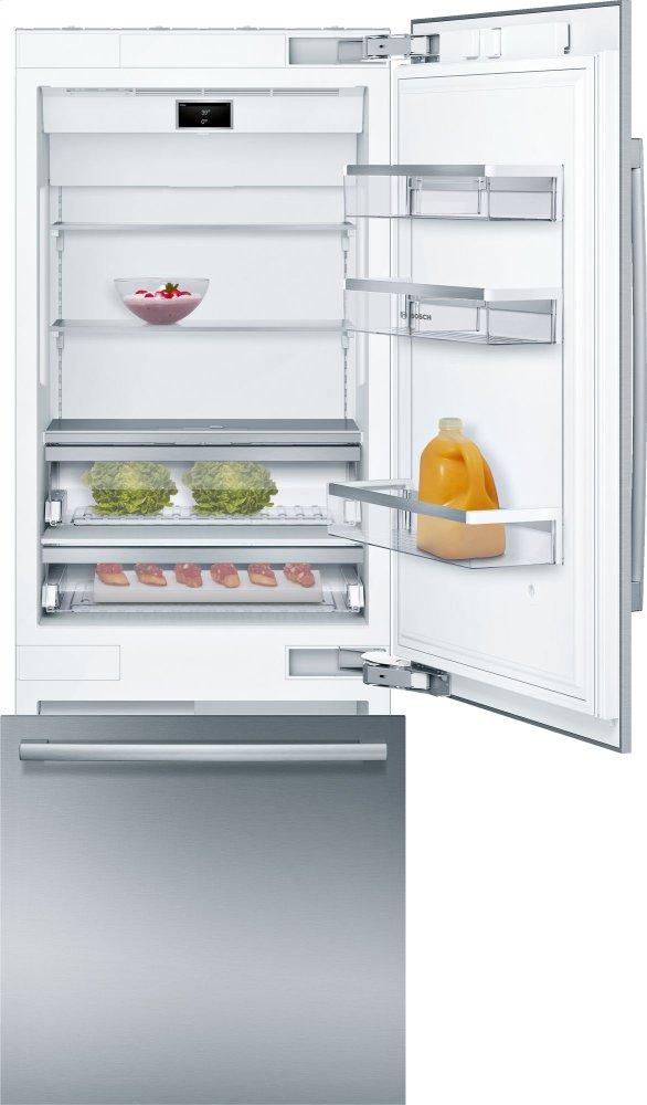 BoschBenchmark® Built-In Bottom Freezer Refrigerator B30bb930ss