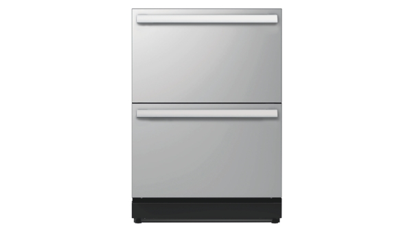 24 inch Under-counter Double Drawer Refrigerator T24UR810DS