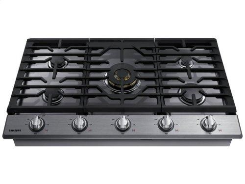 "36"" Gas Cooktop with 22K BTU True Dual Power Burner (2016)"
