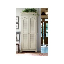 Utility Cabinet - Linen