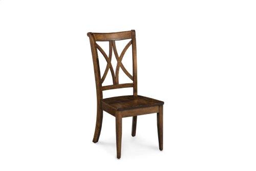 Hanna Side Chair, Fabric Seat