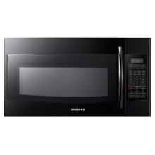 1.9 cu. ft. Over-the-Range Microwave (Black)