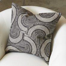 Arches Pillow-Black