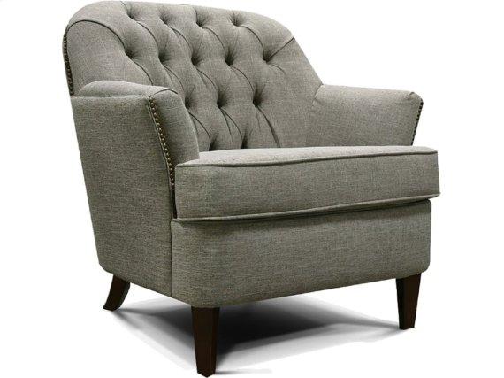 Teagan Chair with Nails 4P04NO