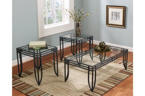Exeter Occasional Table Set (3/CN)