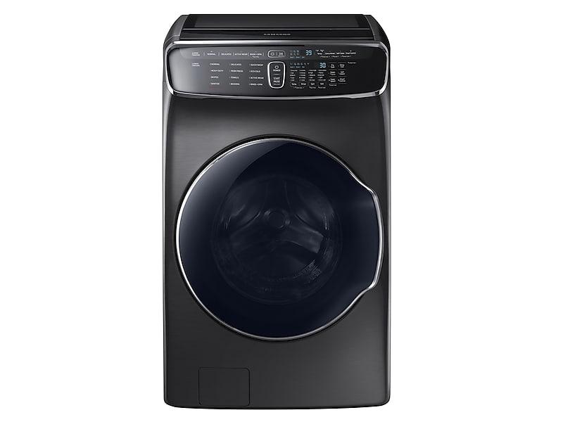Samsung6.0 Cu. Ft. Flexwash™ Washer In Black Stainless Steel