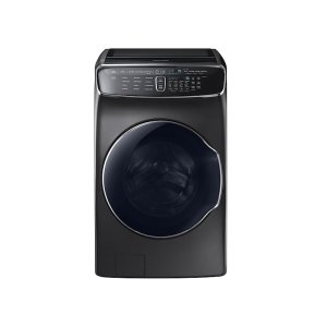 Samsung Appliances  6.0 cu. ft. FlexWash™ Washer in Black Stainless Steel