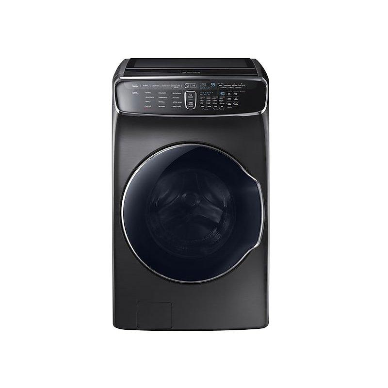 6.0 cu. ft. FlexWash™ Washer in Black Stainless Steel