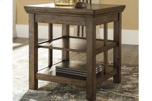 Flynnter Square End Table