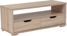 Howell Collection TV Stand with Storage Drawers in Sonoma Oak Wood Grain Finish