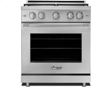 "30"" Heritage Gas Pro Range-SS Nat. Gas High Alt."