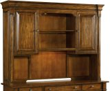 Tynecastle Computer Credenza Hutch Product Image
