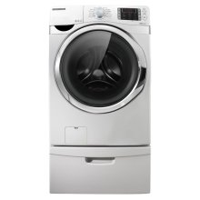 4.3 cu. ft. VRT Plus™ Front Load Washer (Neat White)